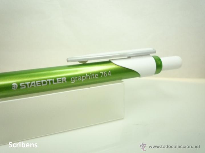 Escribanía: STAEDTLER, LAPIZ PORTAMINAS 0.5 MM GRAPHITE 764 - Foto 3 - 48208034