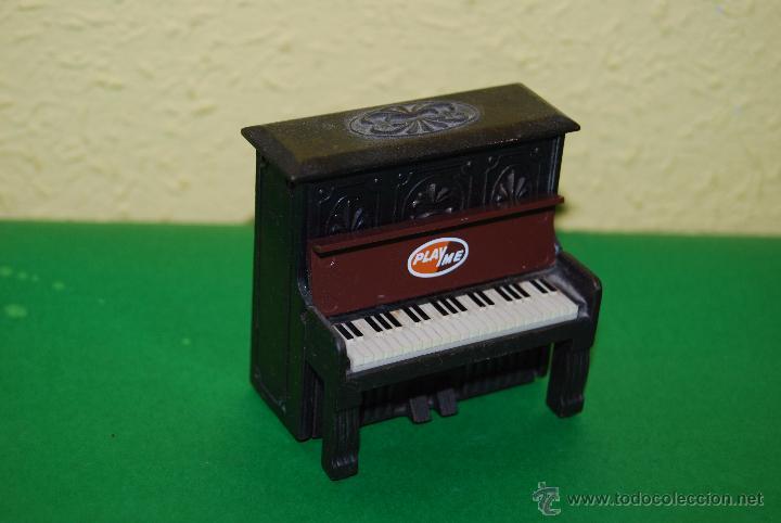 Escribanía: SACAPUNTAS PLAYME - PIANO - AÑOS 70 - Foto 2 - 49395169