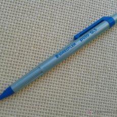 Escribanía: STAEDTLER, LÁPIZ PORTAMINAS POLO 05 COLOR AZUL. Lote 136707637