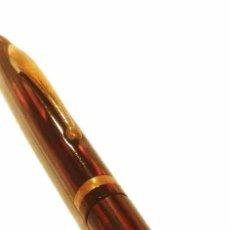 Escribanía: ANTIGUO PORTAMINAS SHEAFFER SHEAFFER'S CELULOIDE ESTRIADO -PRINCIPIOS S.XX. Lote 49620297