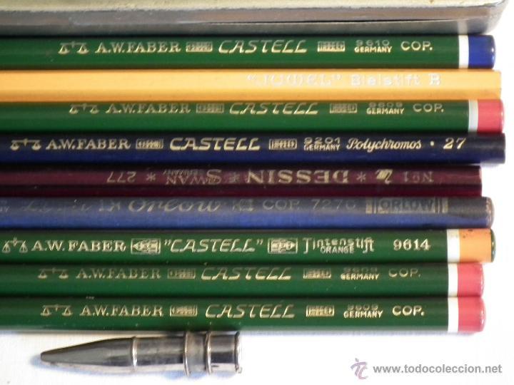 Escribanía: Antigua caja Faber Castell - Foto 5 - 53466980