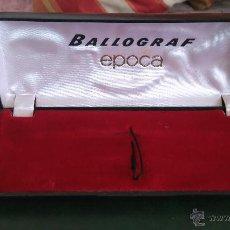 Escribanía: CAJA VACIA BALLOGRAF EPOCA. Lote 55003397