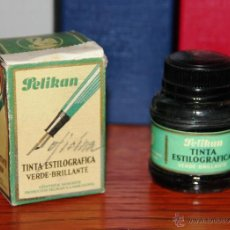 Escribanía: ANTIGUO TINTERO PELIKAN DE COLECCION 82S. Lote 55147408
