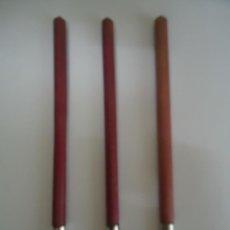 Escribanía: LOTE DE 3 ANTIGUOS PLUMINES PARA ESCRITURA CON TINTA CHINA. --- Q. Lote 56329033