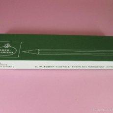 Escribanía: CAJA LÁPICES-GERMANY-FABER CASTELL Nº4-NOS-VER FOTOS.. Lote 57152212