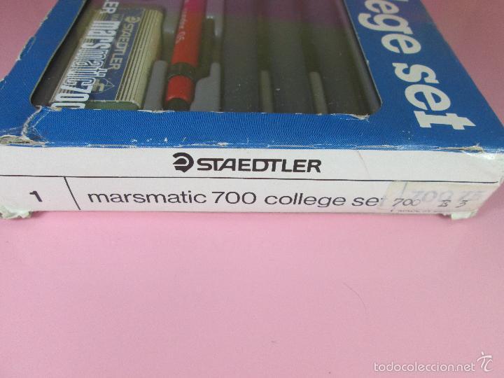 Escribanía: juego staedtler-marsmatic700-nos-ver fotos. - Foto 6 - 57165260