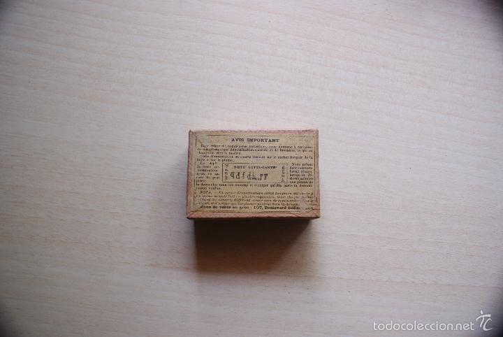 Escribanía: caja de carton plumillas blanzy poure y cia - Foto 2 - 57428974