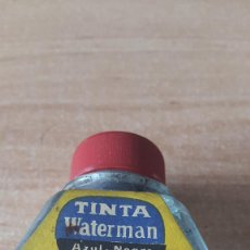 Escribanía: BOTE TINTA WATERMAN (VER IMÁGENES ADICIONALES). Lote 58177382
