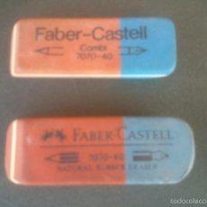 Escribanía: GOMA FABER CASTELL. Lote 58989950