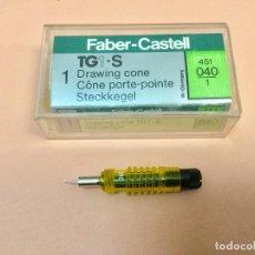 Escribanía: PUNTO FABER CASTELL 0,4 MM.. Lote 63156800