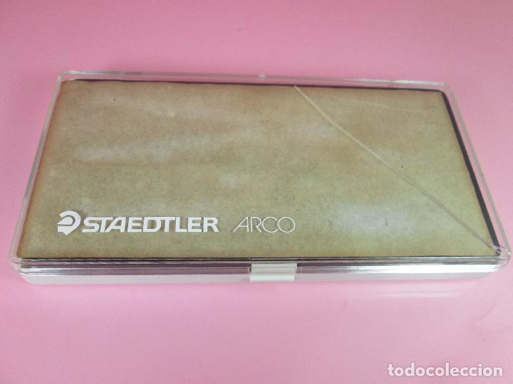 Escribanía: (7477)-antiguo compás-staedtler arco-nos-nuevo-ver fotos. - Foto 5 - 69294133
