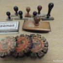 Escribanía: ELEMENTOS DE ESCRITORIO 12 PIEZAS. Lote 69923901