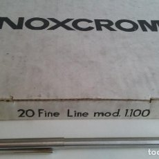 Escribanía: INOXCROM ROLLER FINE LINE 1.100.. Lote 103561567