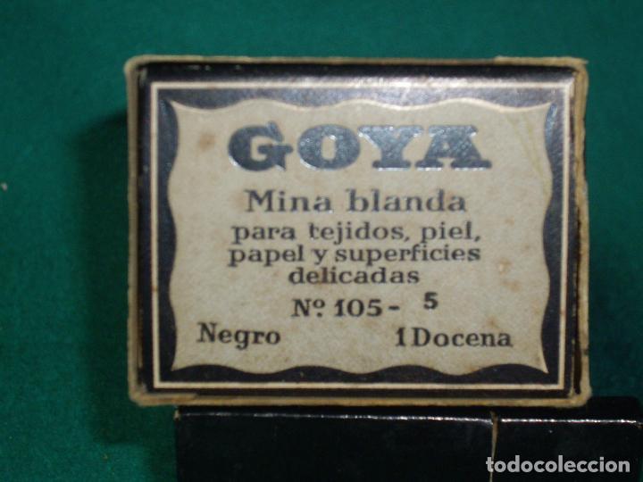 Escribanía: GOYA - CAJA DE MINA BLANDA - - Foto 3 - 76936061