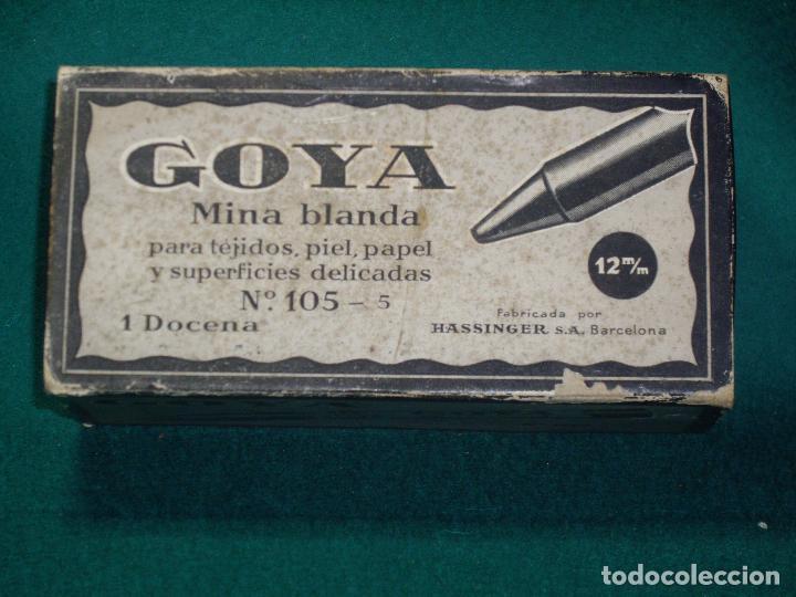 Escribanía: GOYA - CAJA DE MINA BLANDA - - Foto 5 - 76936061