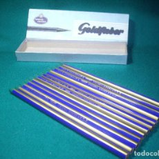 Escribanía: LAPICES FABER-CASTELL MODELO GOLDFABER. Lote 76940797