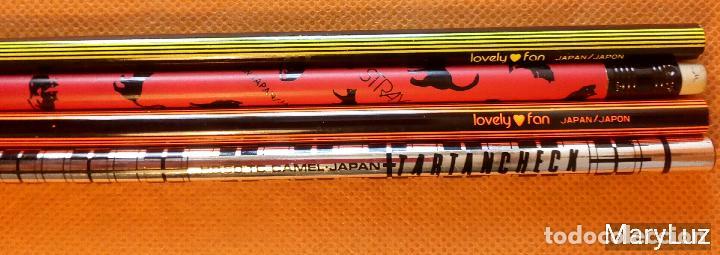 Escribanía: 42 LAPICEROS CON DISEÑOS VARIADOS. FABRICADOS EN JAPÓN, COREA, TAIWAN. Años 80-90. Envío: 2,30 € *. - Foto 4 - 76004603