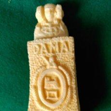 Escribanía: PISAPAPELES DE PIEDRA CON BUSTO DE LA DAMA DE ELCHE - PESO 290 GRAMOS - 12,5 X 5 X 3,5 CENTIMETROS. Lote 79707877