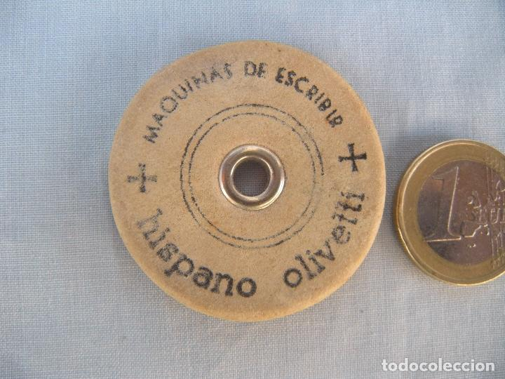 Escribanía: GOMA DE BORRAR HISPANO OLIVETTI - Foto 3 - 84672644