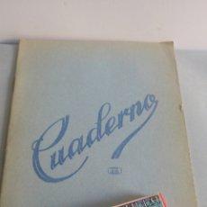 Escribanía: CAJA 6 COLORES CASTILLA REGALO CUADERNO CON LAS TABLAS AÑOS 80. Lote 87242526