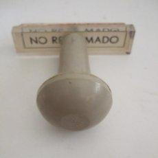 Escribanía: TAMPON SELLO - INSCRIPCION : NO RECLAMADO - 5,5X1 - CON MANGO PLASTICO 6 CM. Lote 89482888