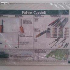 Escribanía: TABLA DE DIBUJO FABER CASTELL. Lote 91003255