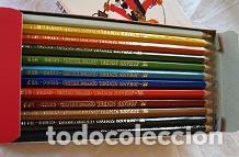 Escribanía: Caja lapices de colores Johann Sindel - Foto 2 - 91332600