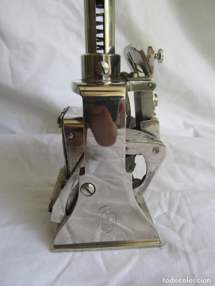 Escribanía: Sello sellador tampón El Casco Eibar Sello Correspondencia. Mango de baquelita - Foto 8 - 94989487