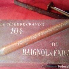 Escribanía: ANTIGUA CAJA BAIGNOL & FARJON. Lote 95555347