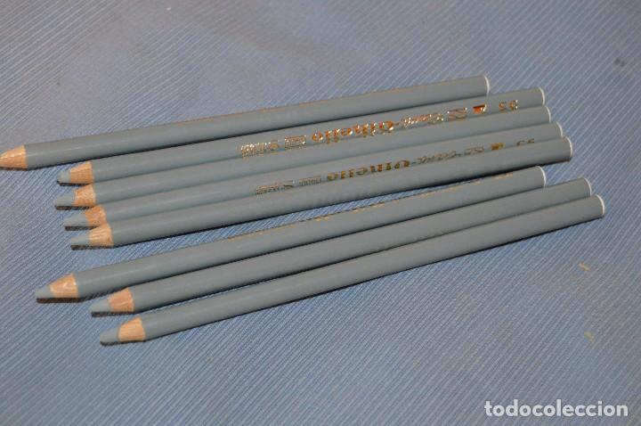 Escribanía: Lote de lápices SCHWAN STABILO OTHELLO 1400 - 5 Colores ¡Mira! - Acepto ofertas - Foto 4 - 95593035