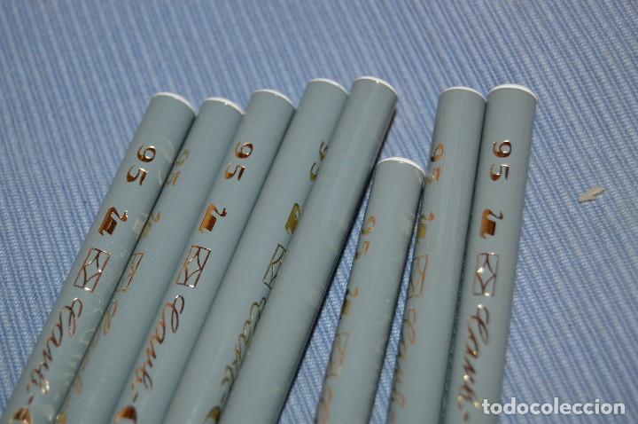 Escribanía: Lote de lápices SCHWAN STABILO OTHELLO 1400 - 5 Colores ¡Mira! - Acepto ofertas - Foto 5 - 95593035