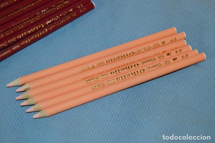 Escribanía: Lote de lápices SCHWAN STABILO OTHELLO 1400 - 5 Colores ¡Mira! - Acepto ofertas - Foto 6 - 95593035