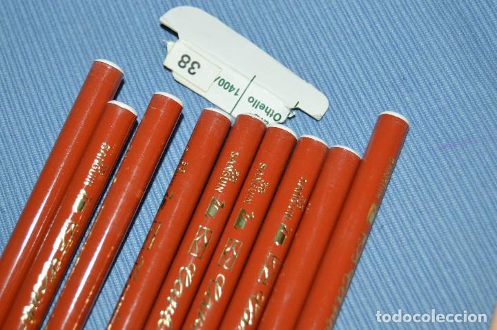 Escribanía: Lote de lápices SCHWAN STABILO OTHELLO 1400 - 5 Colores ¡Mira! - Acepto ofertas - Foto 13 - 95593035