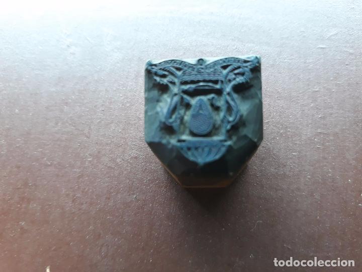 Escribanía: Posible sello de logia masonica valenciana Peixcaras i Reinaras masonería - Foto 4 - 71615599