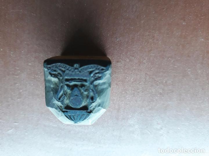 Escribanía: Posible sello de logia masonica valenciana Peixcaras i Reinaras masonería - Foto 8 - 71615599