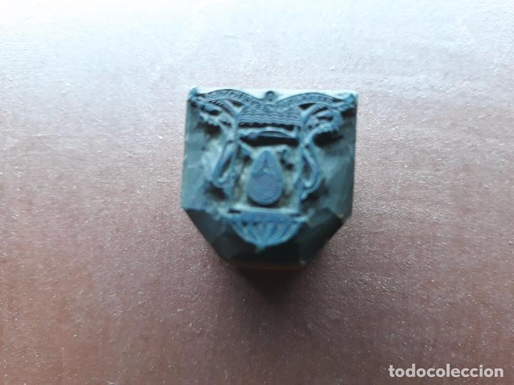 Escribanía: Posible sello de logia masonica valenciana Peixcaras i Reinaras masonería - Foto 9 - 71615599