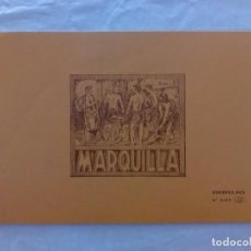Escribanía: CUADERNO DE DIBUJO MARQUILLA AÑOS 80. Lote 101942851