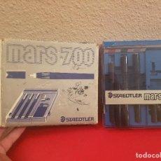 Escribanía: ESTILOGRAFO STAEDTLER MARS MATIC 700 PLUMA TECNICA ESTILOGRAFOS CAJA 0,8 0,4 0,2. Lote 102549551