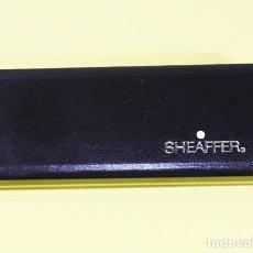 Escribanía: CAJA SHEAFFER VACIA 17 X 7 X 2,50 CM. Lote 103719675