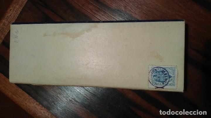 Escribanía: Lapices Johannes Faber Goldfaber N° 871 Color Azul Formato Jumbo Año 1940 Alemania - Foto 3 - 103746615