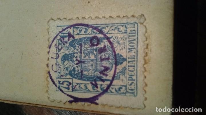 Escribanía: Lapices Johannes Faber Goldfaber N° 871 Color Azul Formato Jumbo Año 1940 Alemania - Foto 4 - 103746615