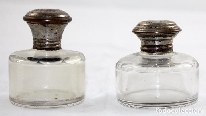 Escribanía: BONITA ESCRIBANIA DE SOBREMESA EN MADERA DE RAICES Y INTERIOR LACADO. CIRCA 1900 - Foto 7 - 104345255
