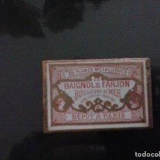 Escribanía: PLUMINES ANTIGUOS SIN ABRIR. Lote 108403927