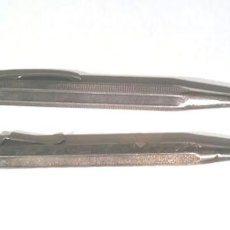 Escribanía - 2 Lápices o portaminas de plata, estilo Modernista y Art Decó - 108720563
