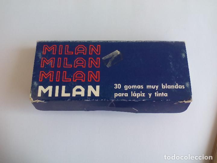 872a261c0a7 caja de gomas de borrar milan