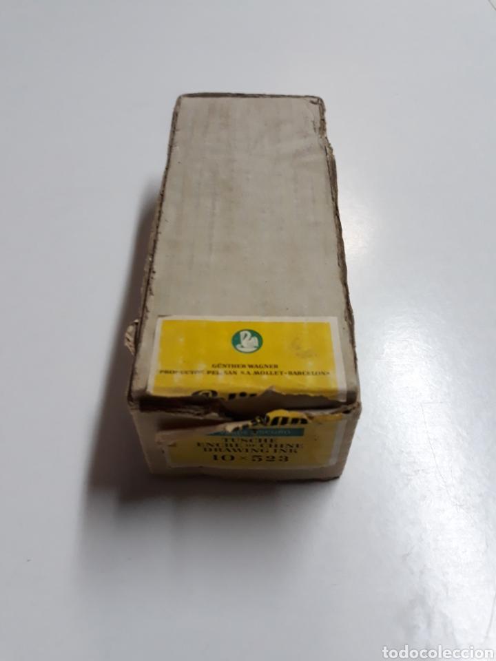 Escribanía: Caja Antiguos Tinteros PELIKAN - Foto 8 - 114436768