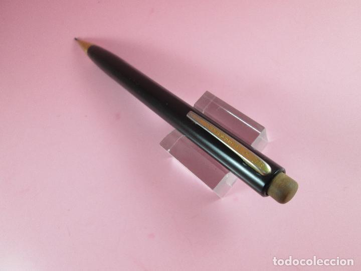 Escribanía: 7756·/portaminas-eversharp-usa-negro+dorados-funcionando-Antiguo-ver fotos. - Foto 6 - 115035523