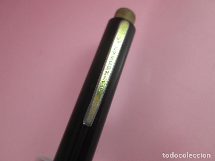 Escribanía: 7756·/portaminas-eversharp-usa-negro+dorados-funcionando-Antiguo-ver fotos. - Foto 7 - 115035523