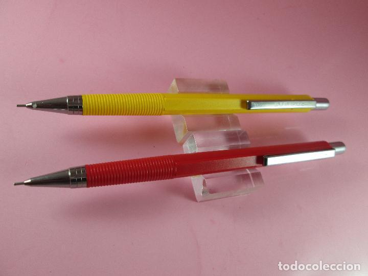 Escribanía: *4419-lote 2 portaminas-inoxcrom o,5 mm-España-descatalogados-nos-ver fotos - Foto 5 - 116137231