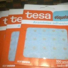 Escribanía: TESA. ADHESIVAS.. Lote 117384599